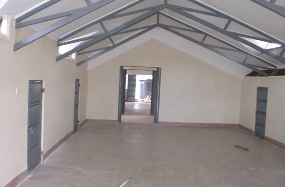 Extension of Babadogo Catholic Church HIV/AIDS Centre and Health Clinic
